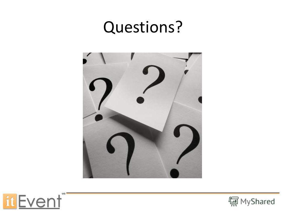 Questions? High - CPU Standard High - Memory