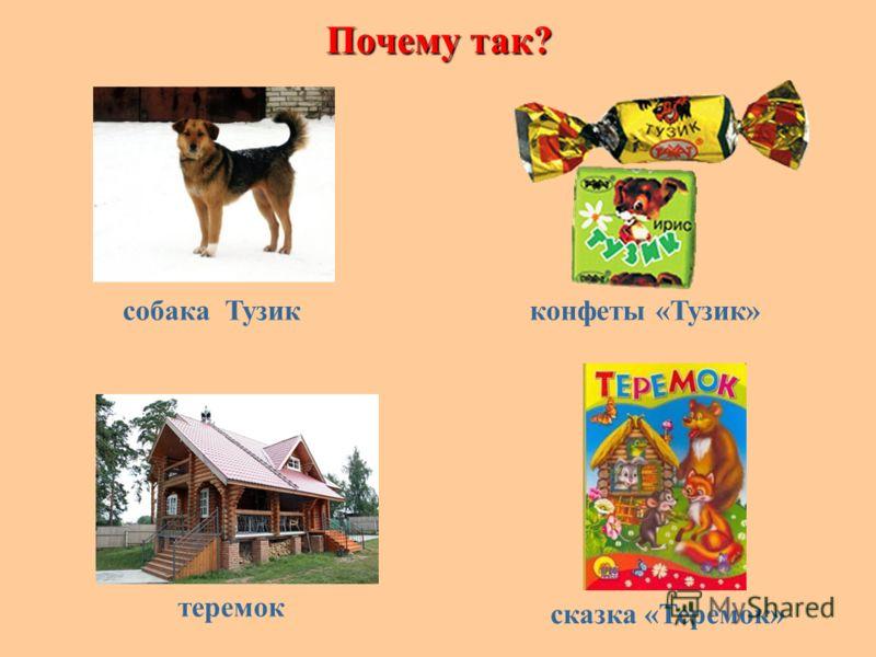 Почему так? собака Тузикконфеты «Тузик» теремок сказка «Теремок»