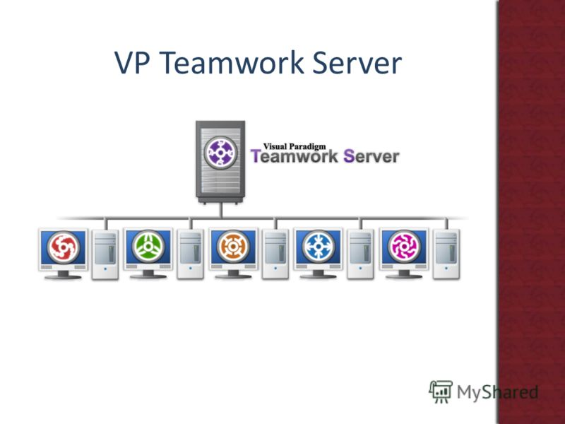VP Teamwork Server