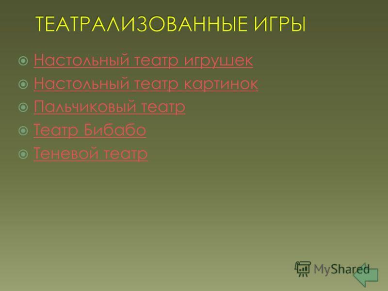 Настольный театр игрушек Настольный театр картинок Пальчиковый театр Театр Бибабо Теневой театр
