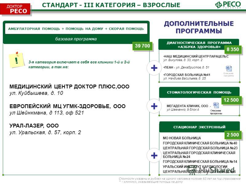 Адреса поликлиник ростова и ростовской о