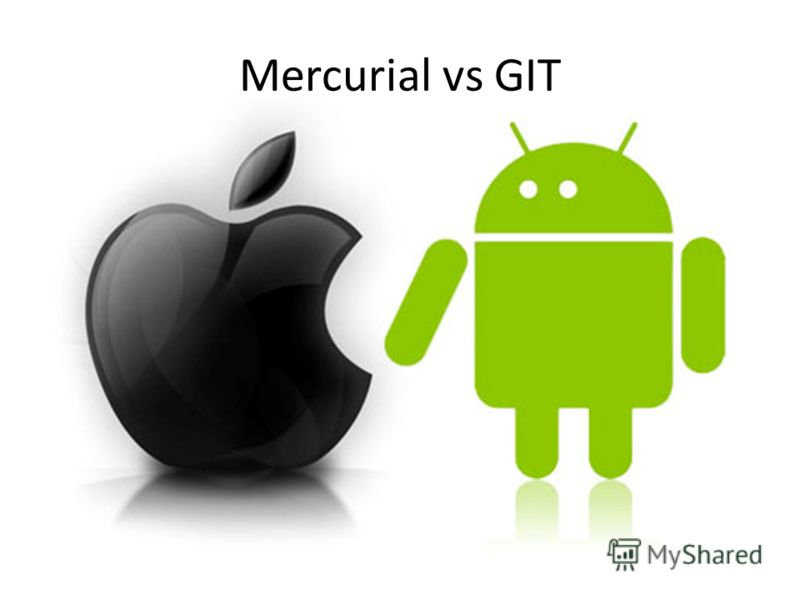 Mercurial vs GIT