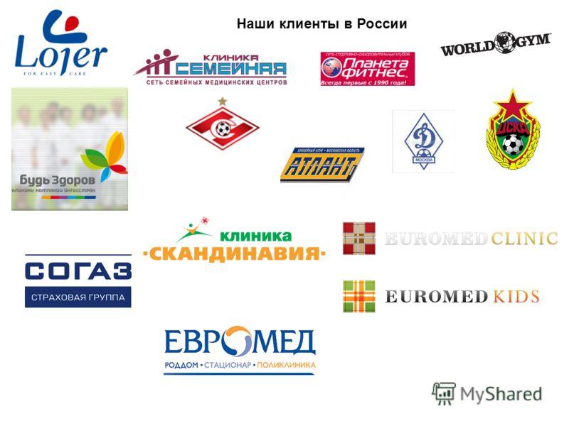 www.lojer.com Наши клиенты в России