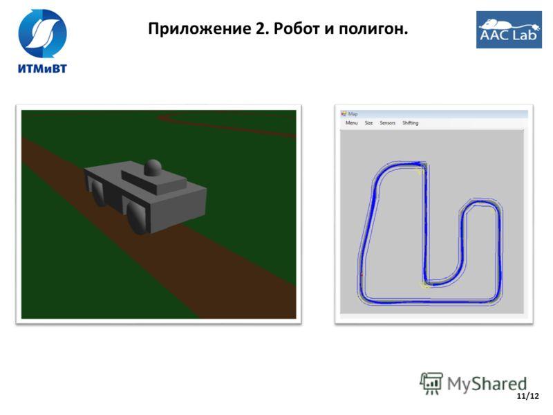 11/12 Приложение 2. Робот и полигон.