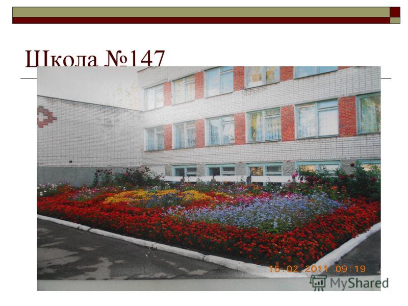 Школа 147