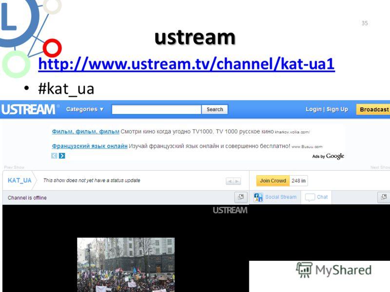 ustream http://www.ustream.tv/channel/kat-ua1 #kat_ua 35 L