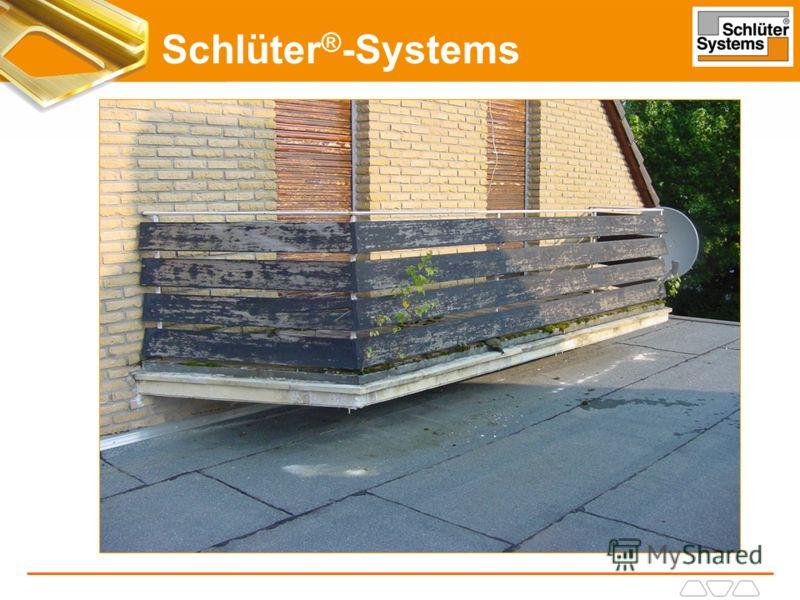 Schlüter ® -Systems