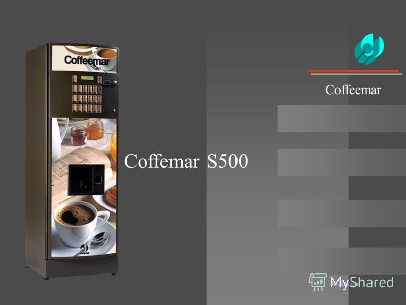 Back to start Coffeemar Coffemar S500
