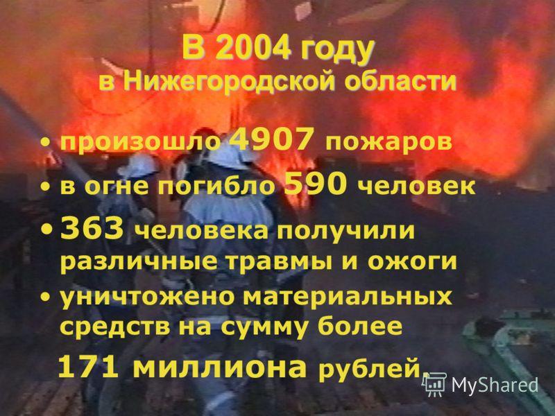 Каждые 30 минут огонь уносит еще одну человеческую жизнь Каждые 2 минуты в России вспыхивает новый пожар