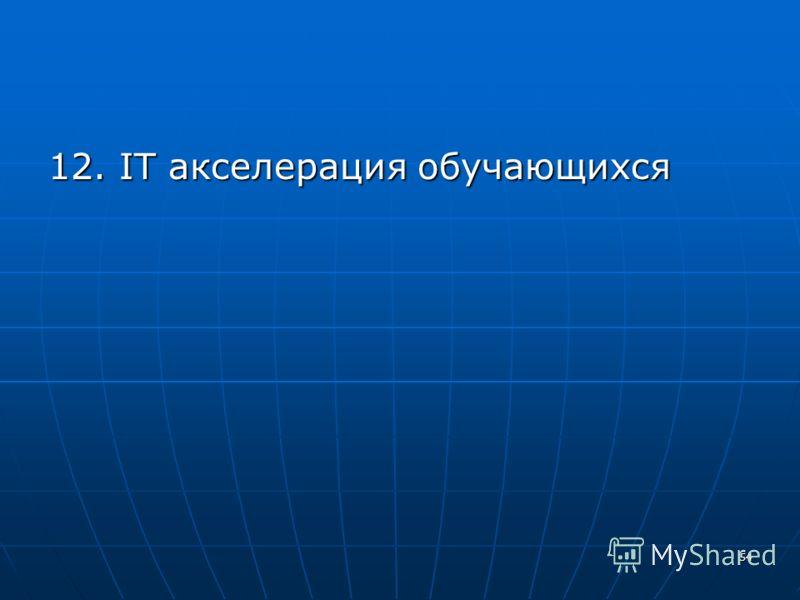 54 12. IT акселерация обучающихся
