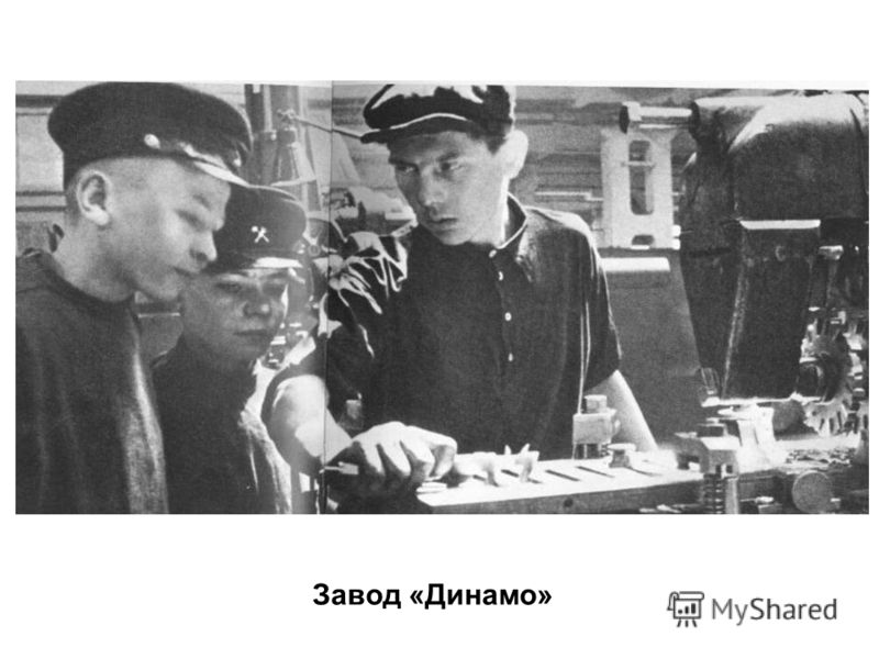 Завод «Динамо»
