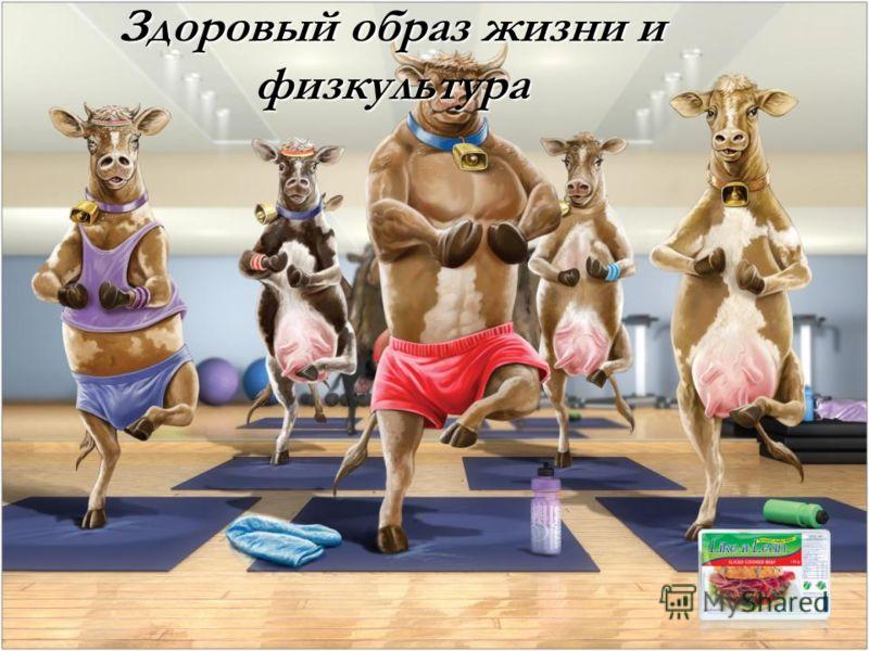 Здоровый образ жизни и физкультура