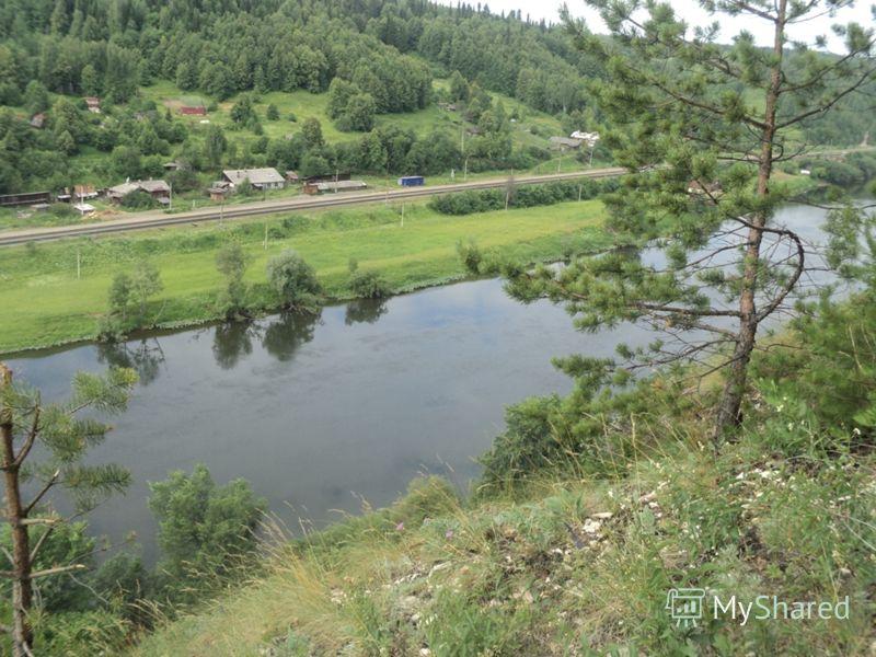 64 Река Сылва