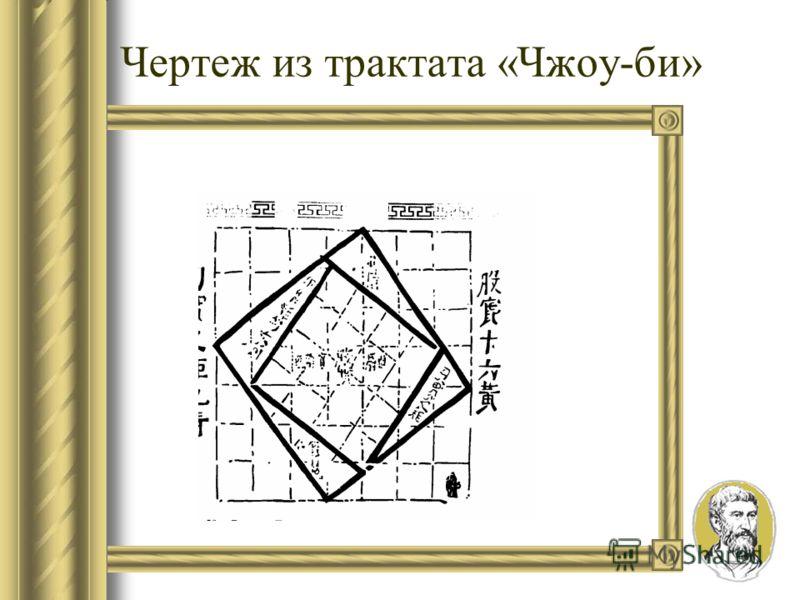 Древнекитайское доказательство ba baba a b a b