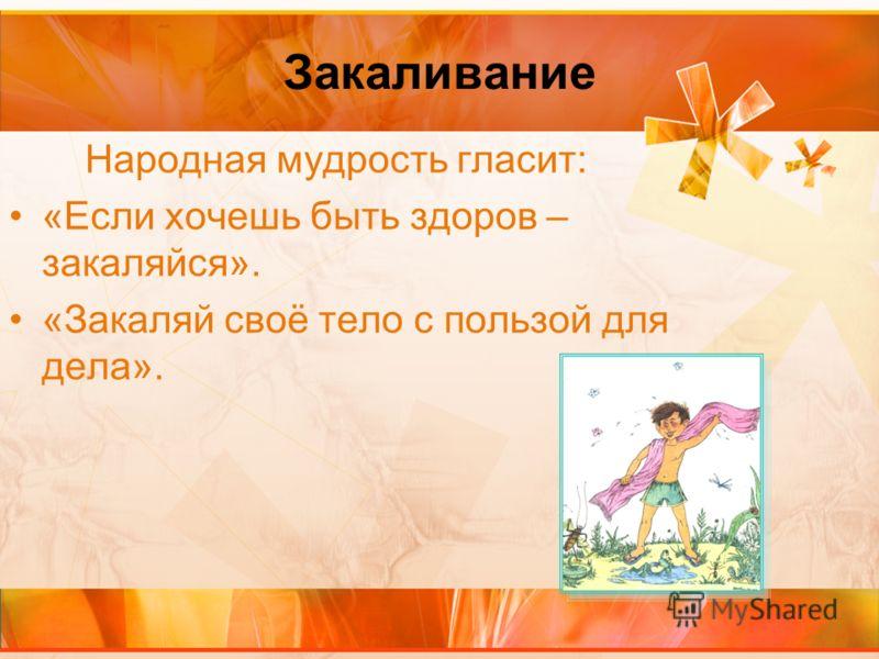 Гигиена Пословицы на тему «Гигиена»: Чистота – залог здоровья! Чисто жить – здоровым быть! Кто аккуратен – тот людям приятен! Чистота - половина здоровья.