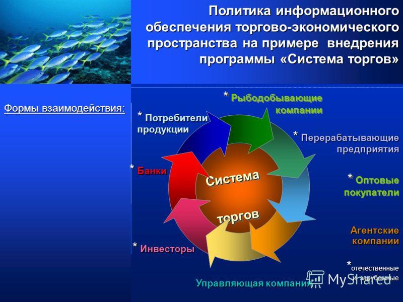 Развитие рыбной отрасли Дальнего Востока России Россия: Слаборазвитый механизм рыбной торговли - приводит к бесчисленным посредникам, необоснованным рискам, необоснованным рискам, увеличению цен, ухудшению качества ухудшению качества Тарифные, таможе
