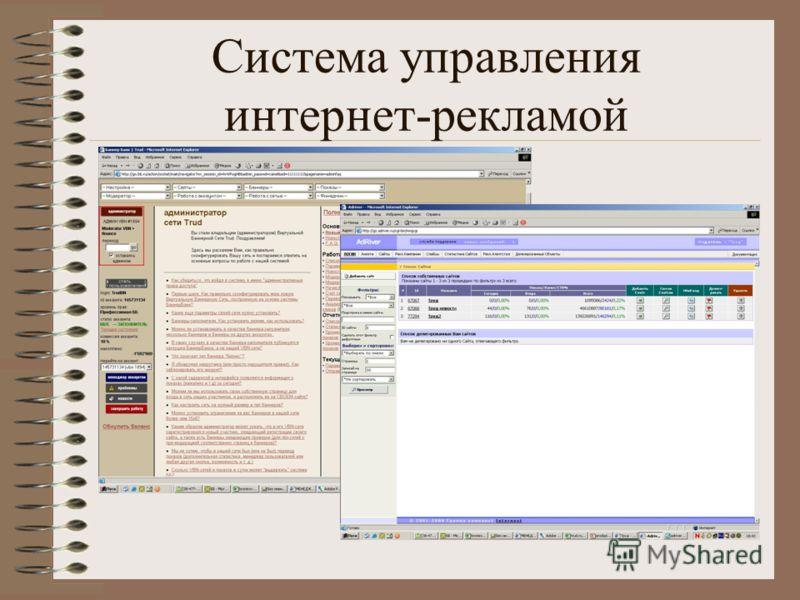 Система управления интернет-рекламой