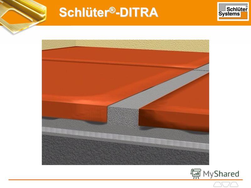 Schlüter ® -DITRA