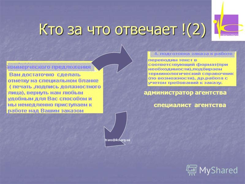 trans@iks.org.ua специалист агентства администратор агентства Кто за что отвечает !(2)