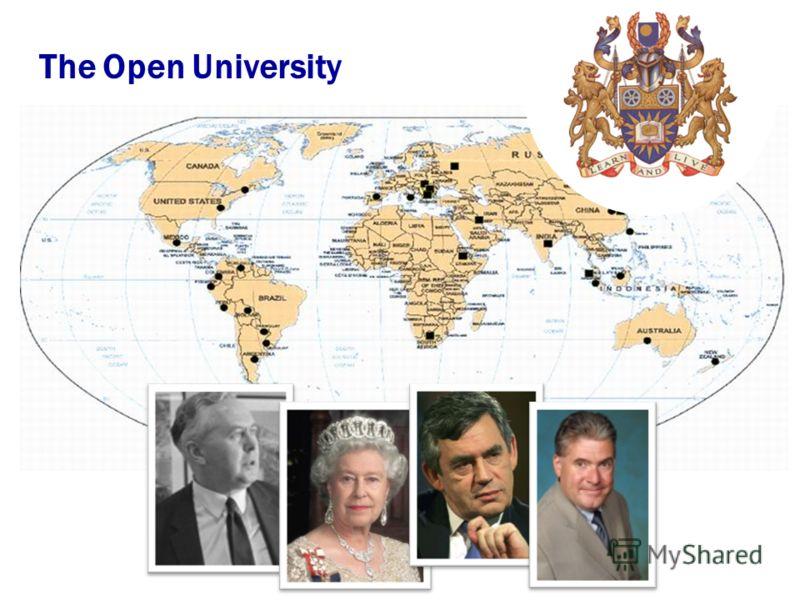 Откр The Open University