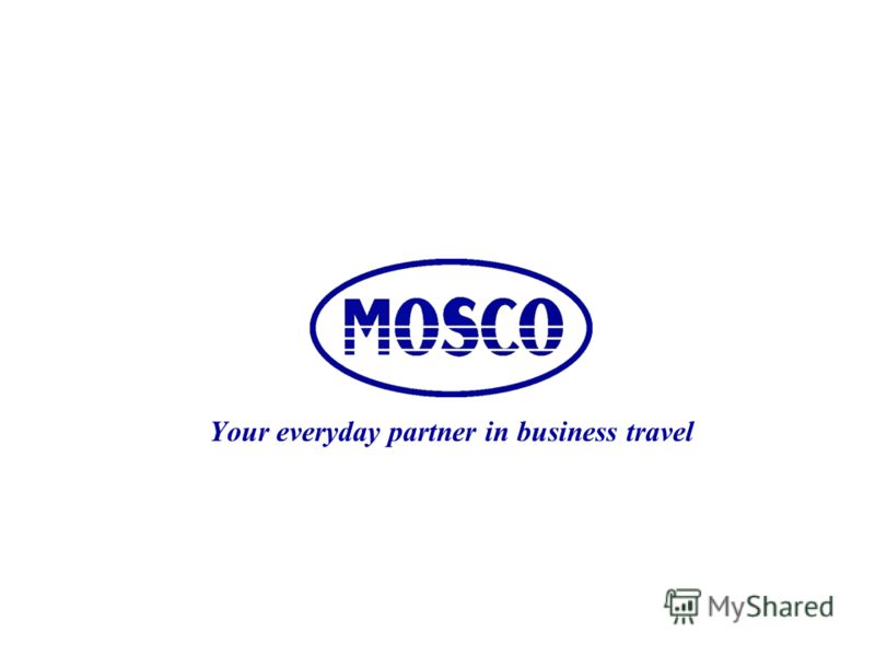 Your everyday partner in business travel