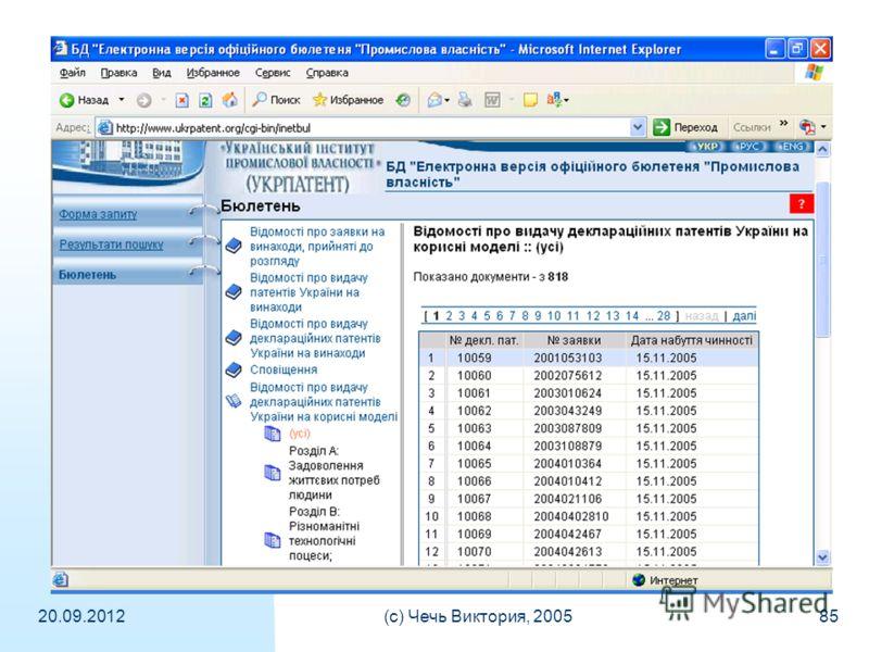 20.09.2012(c) Чечь Виктория, 200585