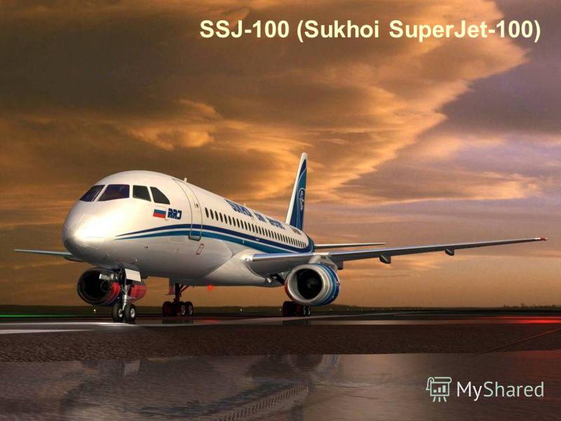 SSJ-100 (Sukhoi SuperJet-100)