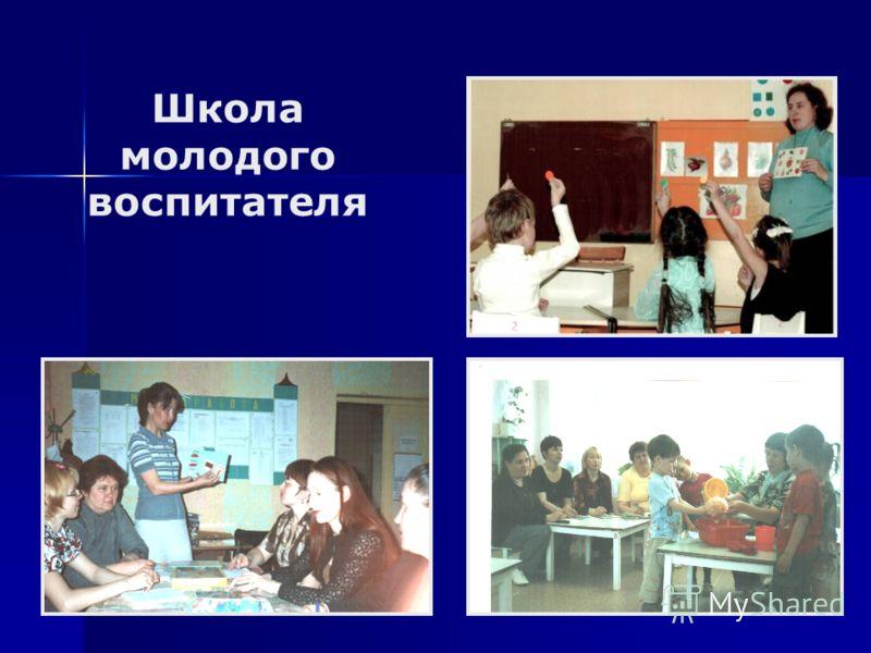 Школа молодого воспитателя