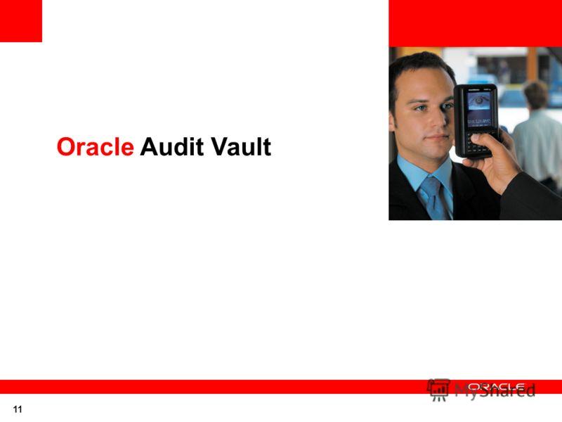 11 Oracle Audit Vault