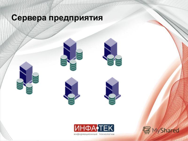 Сервера предприятия