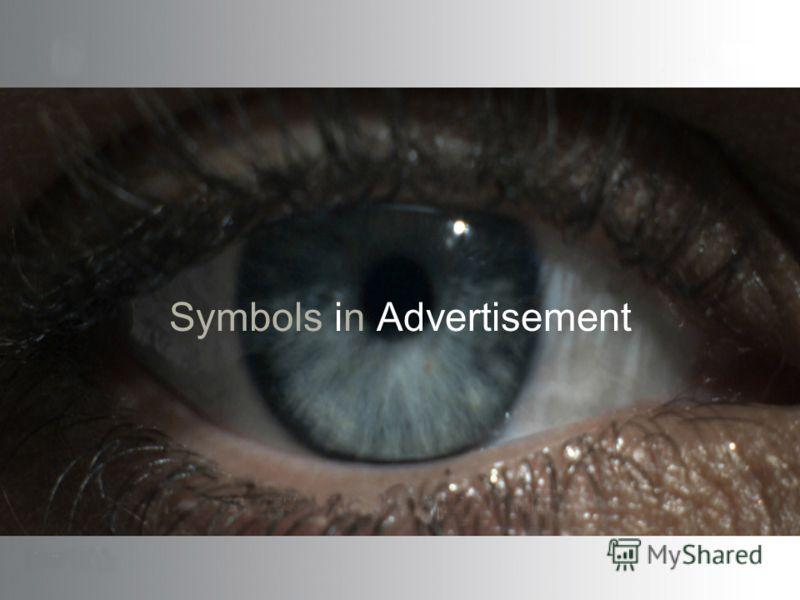 Symbols in Advertisement