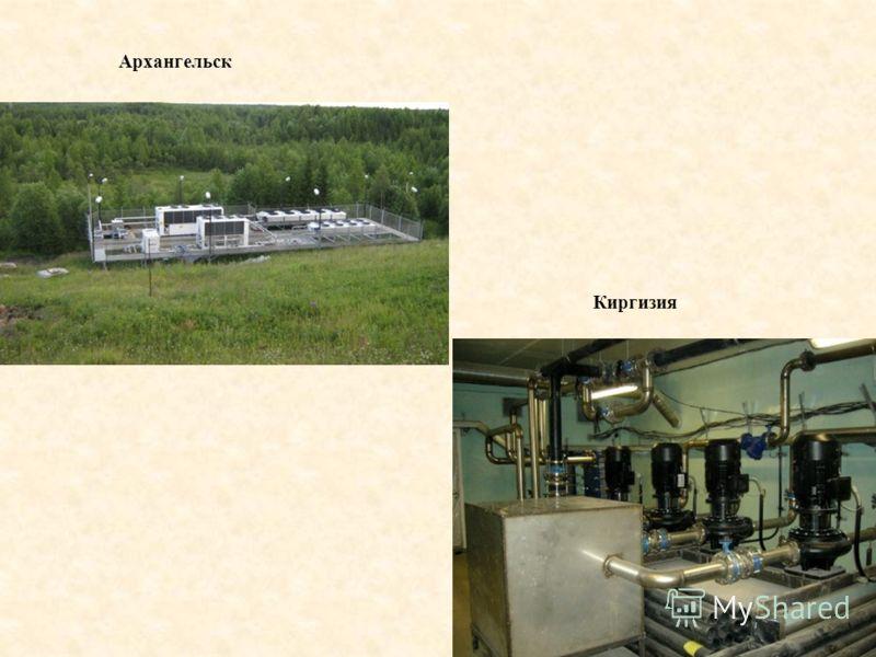 Архангельск Киргизия