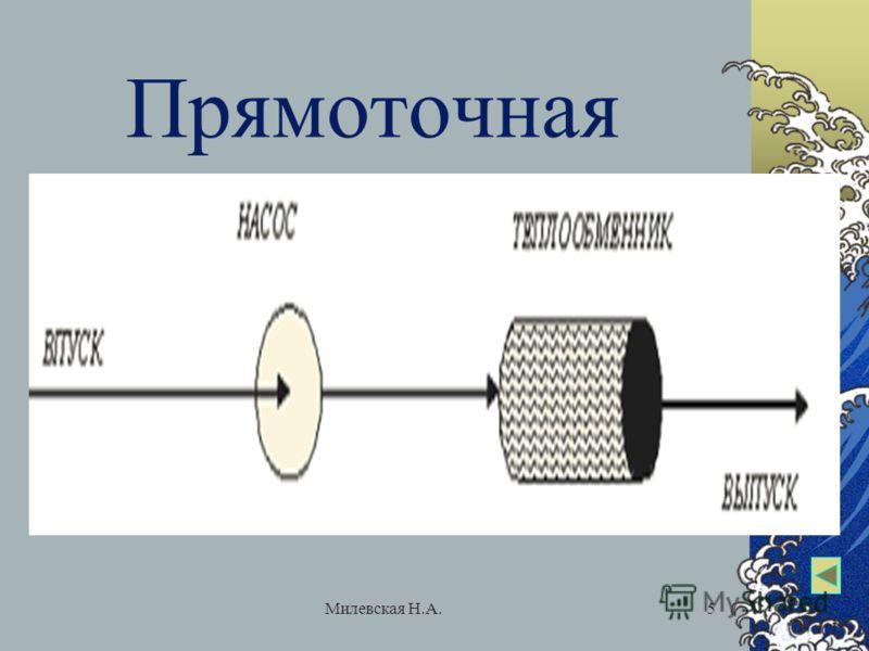 Милевская Н.А.5 Прямоточная