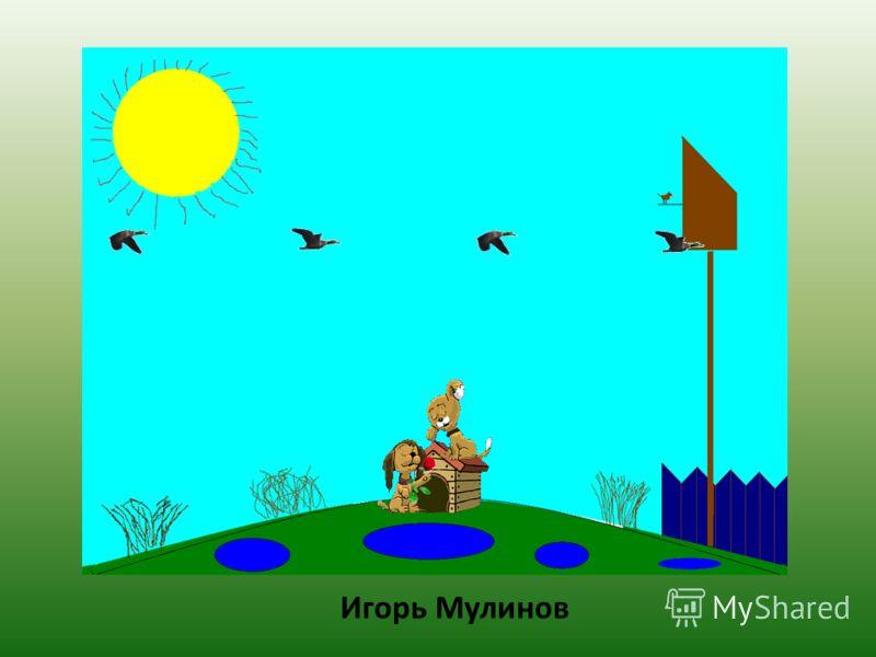 Игорь Мулинов
