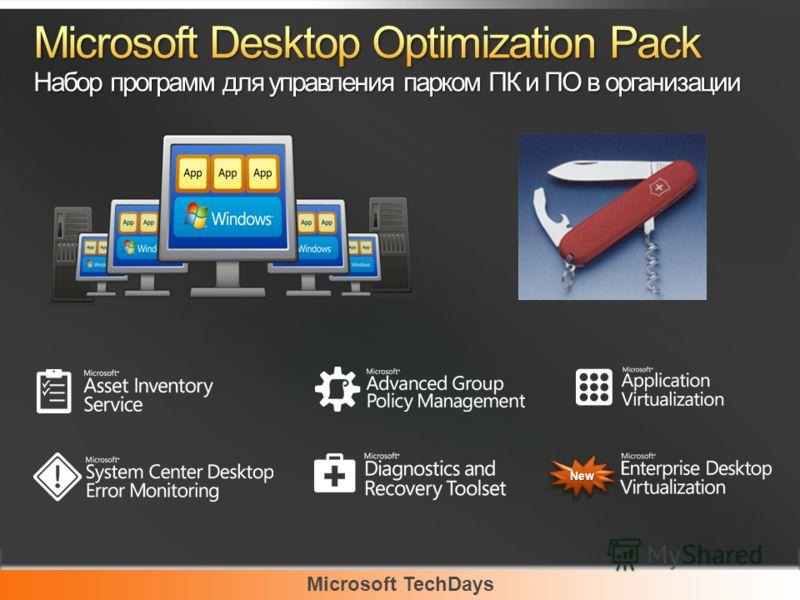 Microsoft TechDays NewNew