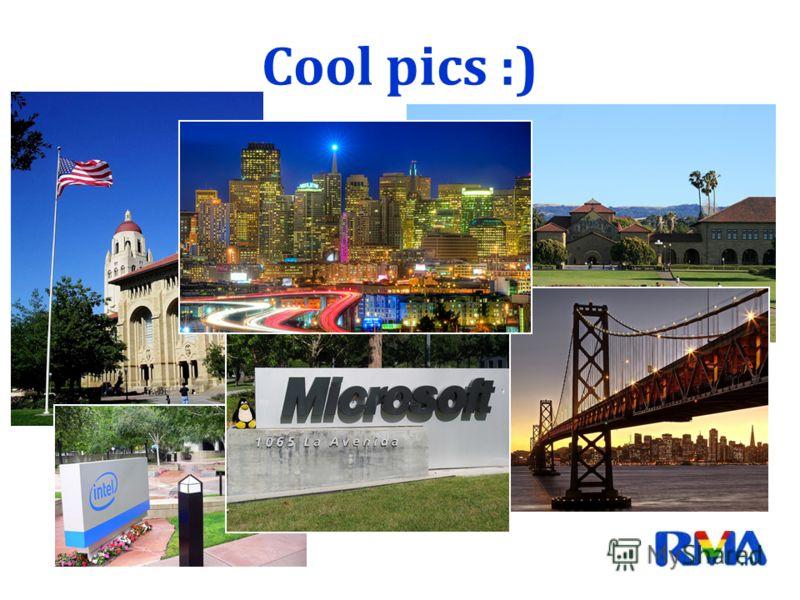 Cool pics :)