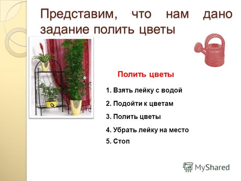 Стихи буду поливать цветы