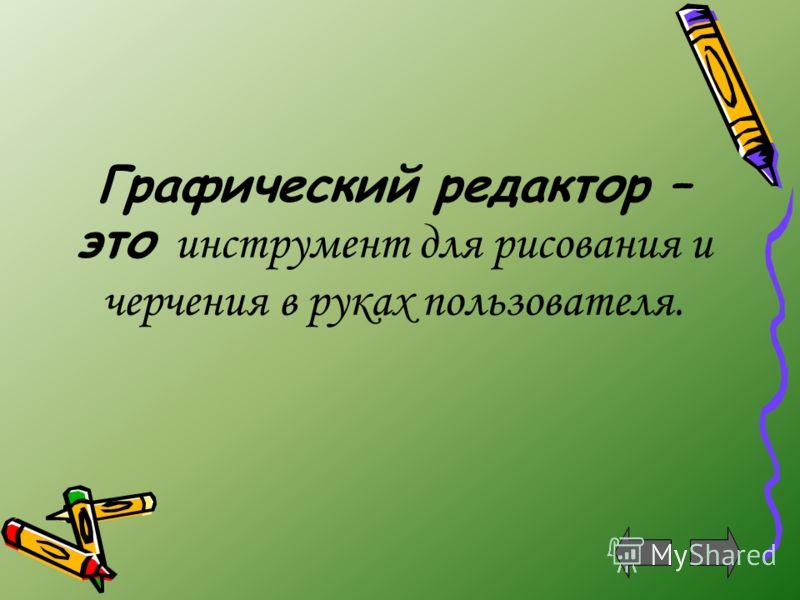 Строка заголовка Панель инструментов Палитра Строка меню