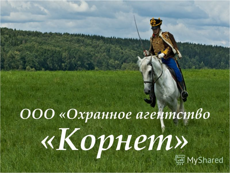ООО «Охранное агентство «Корнет»