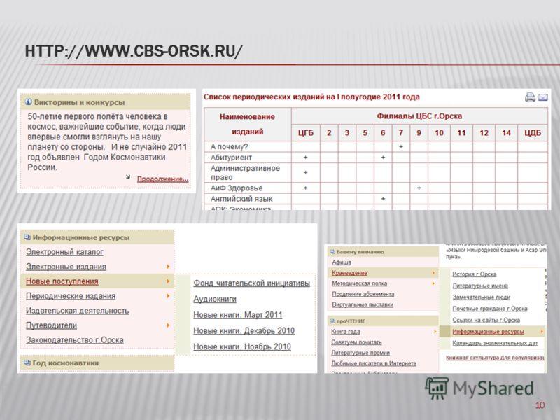 10 HTTP://WWW.CBS-ORSK.RU/
