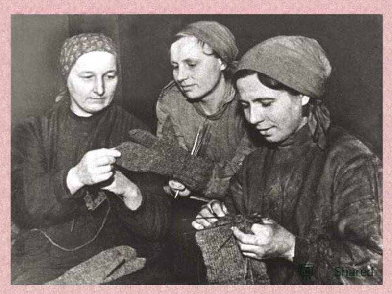 В 1944 году макушинские совхозы и колхозы дали стране хлеба в 2,5 раза больше, чем в 1943. Район перевыполнил Госплан по животноводству, по заготовке кормов и картофеля. Большую роль в обеспечении тыла и фронта продуктами питания, шерстяными вещами,