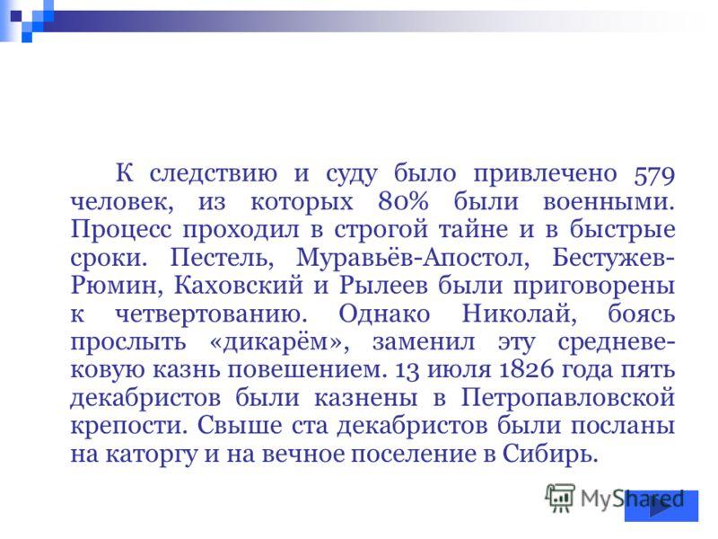 29 декабря на Украине вспыхнуло инспирированное Южным обществом вос- стание Черниговского полка, которое было подавлено и привело к беспощадной рас- праве с участниками бунта. После восстания на Сенатской площади бунты вспыхивали и в других городах Р