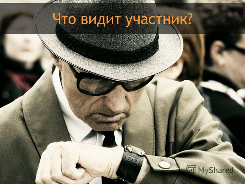 lewdmila@timepad.ru Что видит участник?