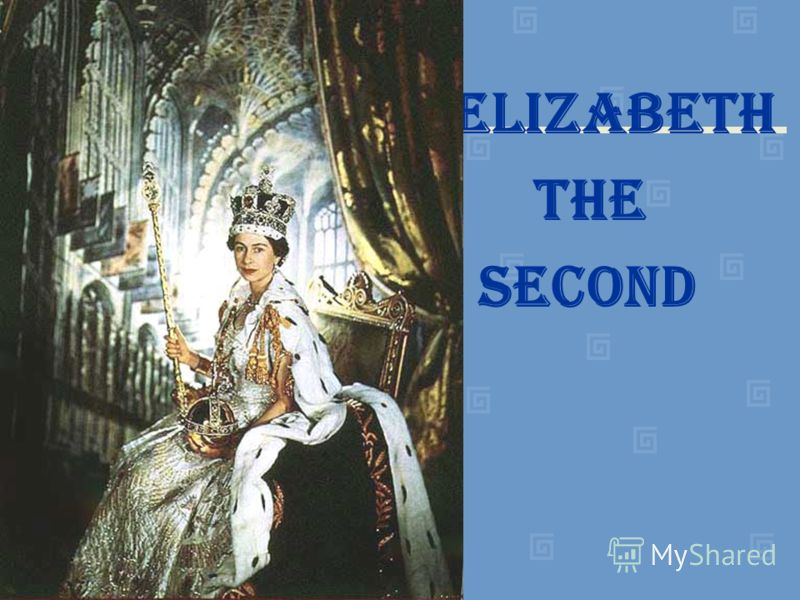 Elizabeth the second