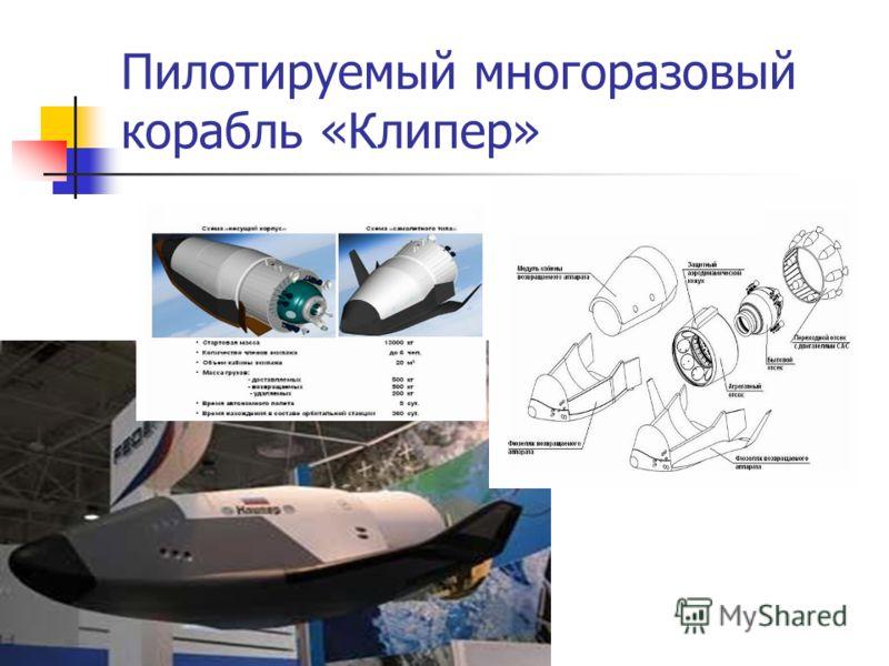 Пилотируемый многоразовый корабль «Клипер»