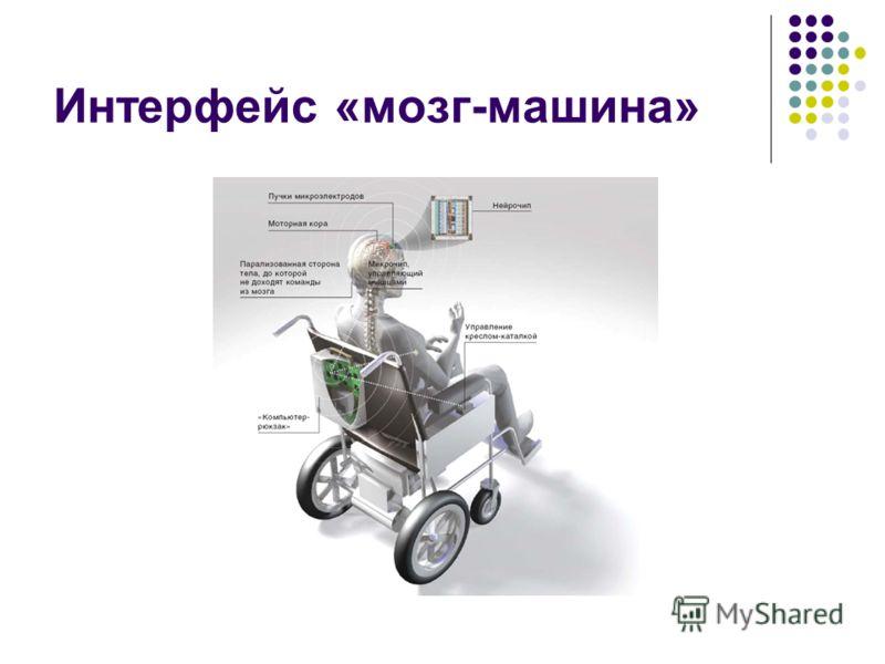 Интерфейс «мозг-машина»