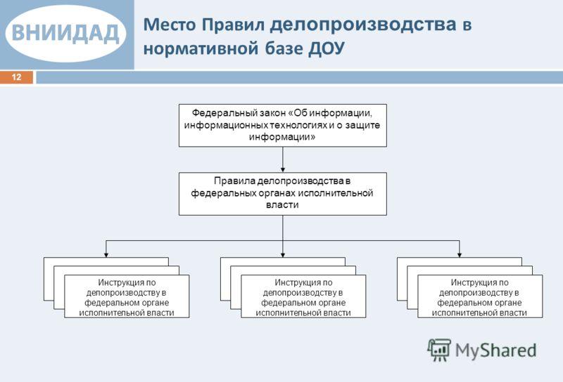 по делопроизводству в федеральных скачать исполнительной власти органах инструкция