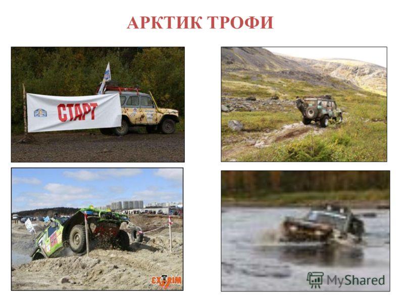АРКТИК ТРОФИ