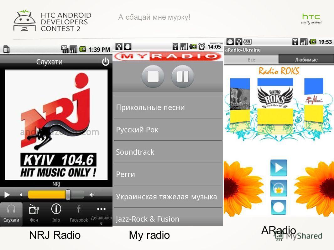 А сбацай мне мурку! NRJ RadioMy radio ARadio