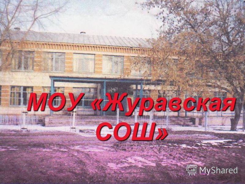 МОУ «Журавская СОШ»